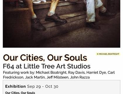Our Cities Our Souls